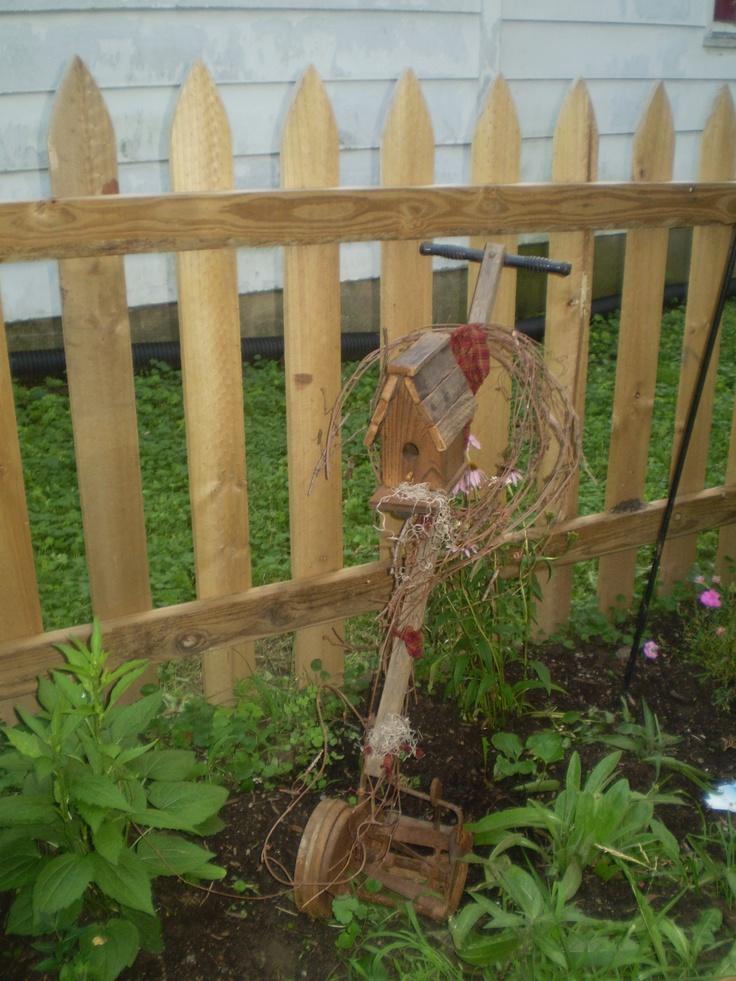 17 Best images about Twigs Primitive Garden on Pinterest ...