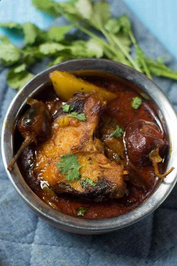 Macha Tarkari( Odia style Rohu Fish Curry) Recipe | culinaryxpress