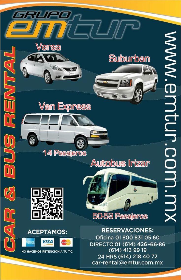 Logistica  Congresos y convenciones  Tours  Viajes de incentivos Transportacion@emtur.com.mx