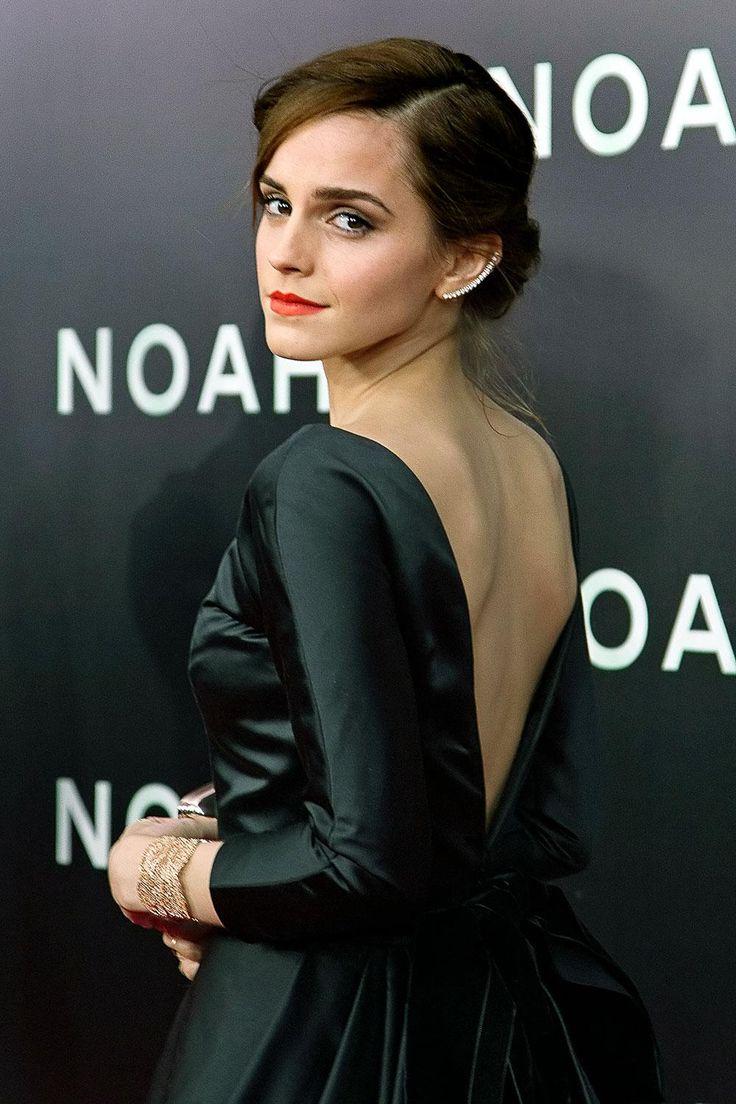 Emma Watson: Hey there