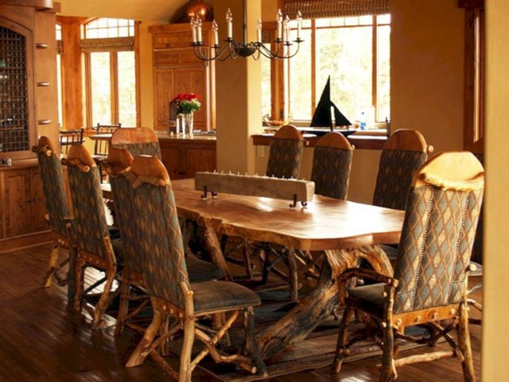 Impressive Enjoyed Your Dinner with Awesome Rustic Dining Table Set Idea (20 Best Pictures) https://hroomy.com/rustic/enjoyed-your-dinner-with-awesome-rustic-dining-table-set-idea-20-best-pictures/