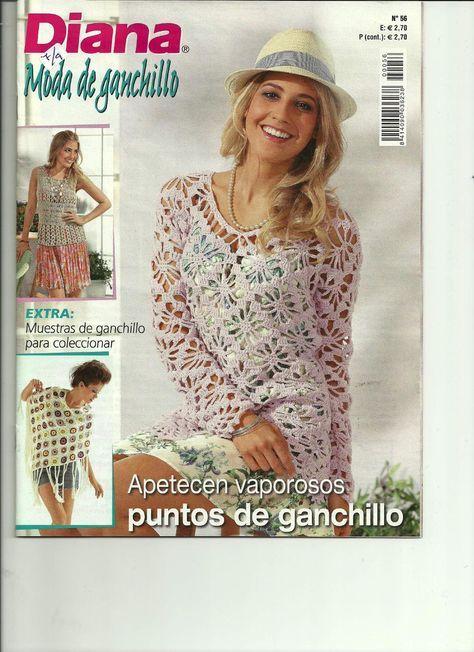 Revista en pdf con patrones de crochet enrhedando 1