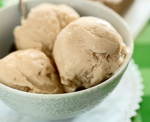 Turron ice cream was my favorite in Spain and has been on my list ever since! Finally have a recipe :)