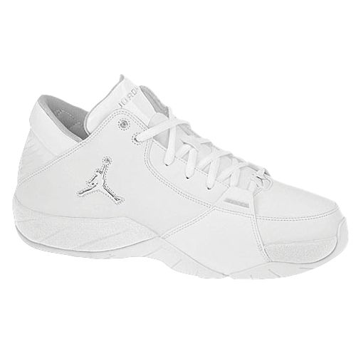 Jordan Hoops Low - Boys' Grade School
