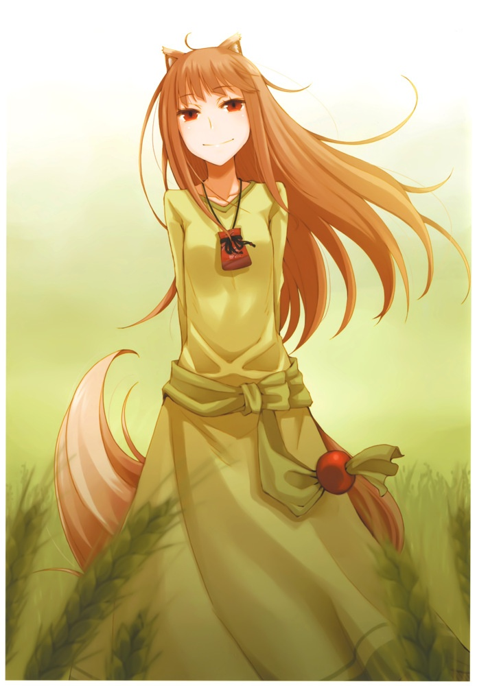 spice and wolf, holo / horo
