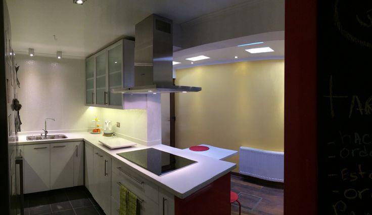 Cocina y color