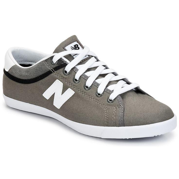 Baskets basses New Balance V35 Gris / Noir #shoes