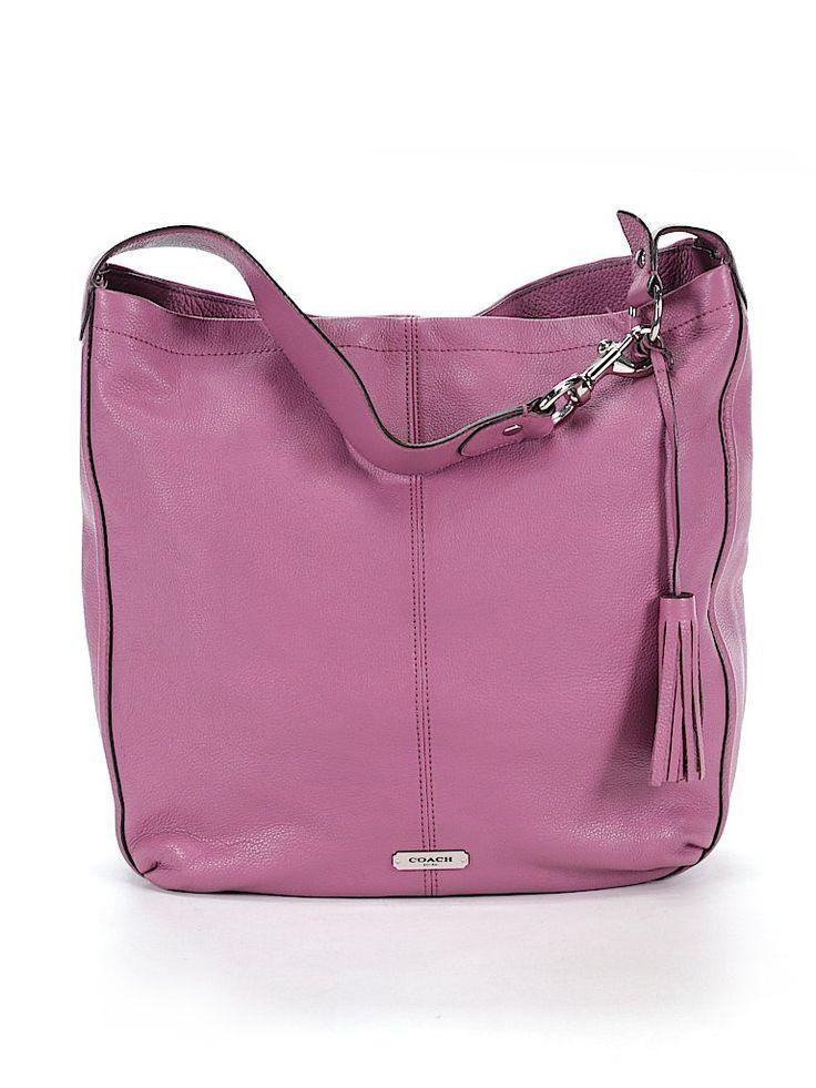 Check it out—Coach Shoulder Bag for $135.99 at thredUP!