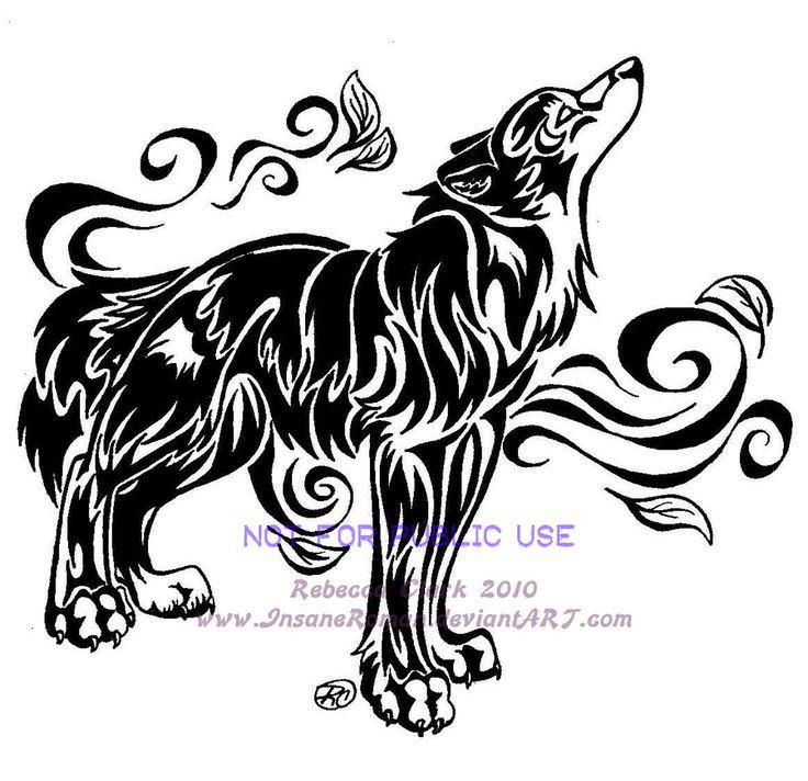 Free Spirit Tattoo Commission by InsaneRoman on deviantART