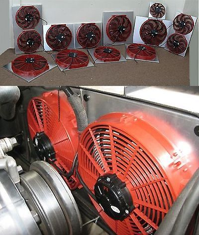Other Car Electronics Accs: Gmc Sierra Chevy Silverado Extreme Electric Cooling Fan Conversion Kit Custom! -> BUY IT NOW ONLY: $355 on eBay!