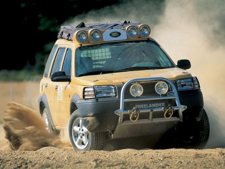 Land Rover Freelander - CT98