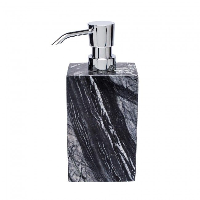 Harman Marble Soap Pump (Black)