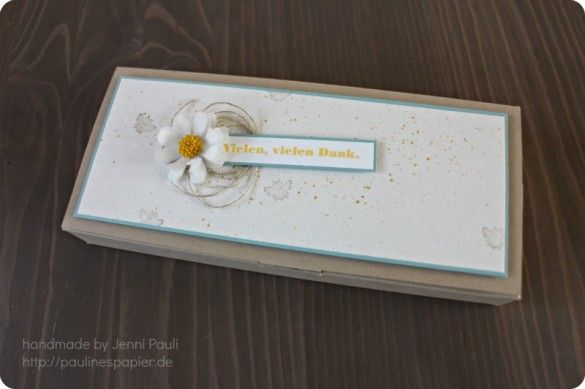 12x12 sheet box with tutorial