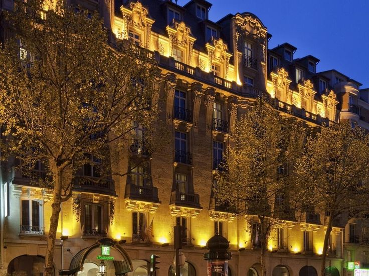 holiday inn bastille booking