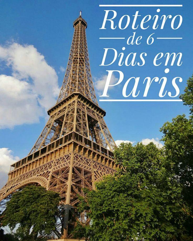 Ah Paris… A cidade mais romântica do mundo, a cidade luz, o sonho de todos os viajantes e nosso segundo destino na Europa. Quem nunca sonhou em conhecer Paris e ver a Torre Eiffel iluminada?!?!? Sem dúvidas, Paris é um destino imperdível para quem se diz um verdadeiro viajante.