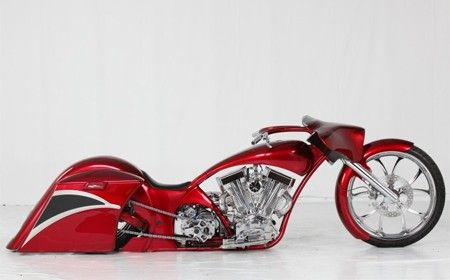 Mundial; customização; Thunderbike; motos; Claes Wärefors; KW Custons (Foto: Onno Wieringa/Frank Sander/Divulgação)