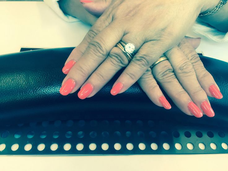 Acrylic nails Gel Polish OPI  #are we there yet Round nails