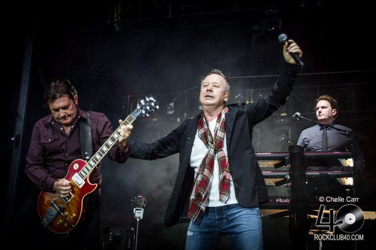 Review: A Day on the Green - SIMPLE MINDS, B-52s, MODELS, MACHINATIONS