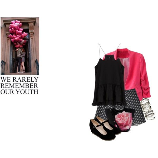 We Rarely Remember Our Youth by lazurusrising on Polyvore featuring TIBI, Obesity and Speed and H&M