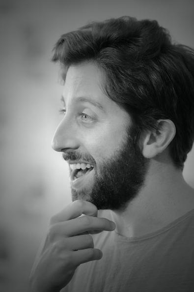 Simon Helberg fellow B.B.T. cast member as Waldo Butters M.D.