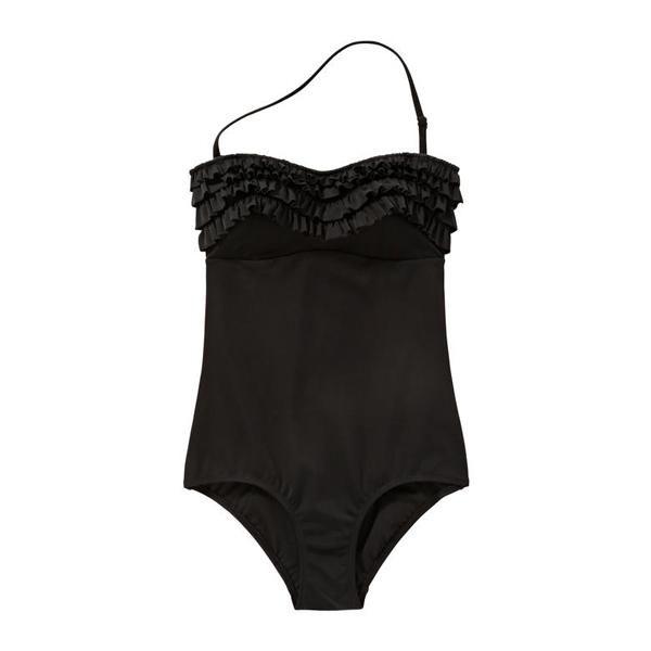 10 maillots de bain pour les silhouettes de type athlétique (Joe Fresh) | Elle Québec
