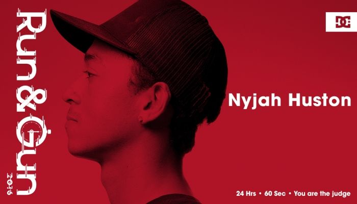 2016 | Nyjah Huston