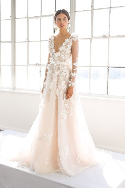Marchesa Bridal Spring/Summer 2017 Presentation - Pictures - Zimbio