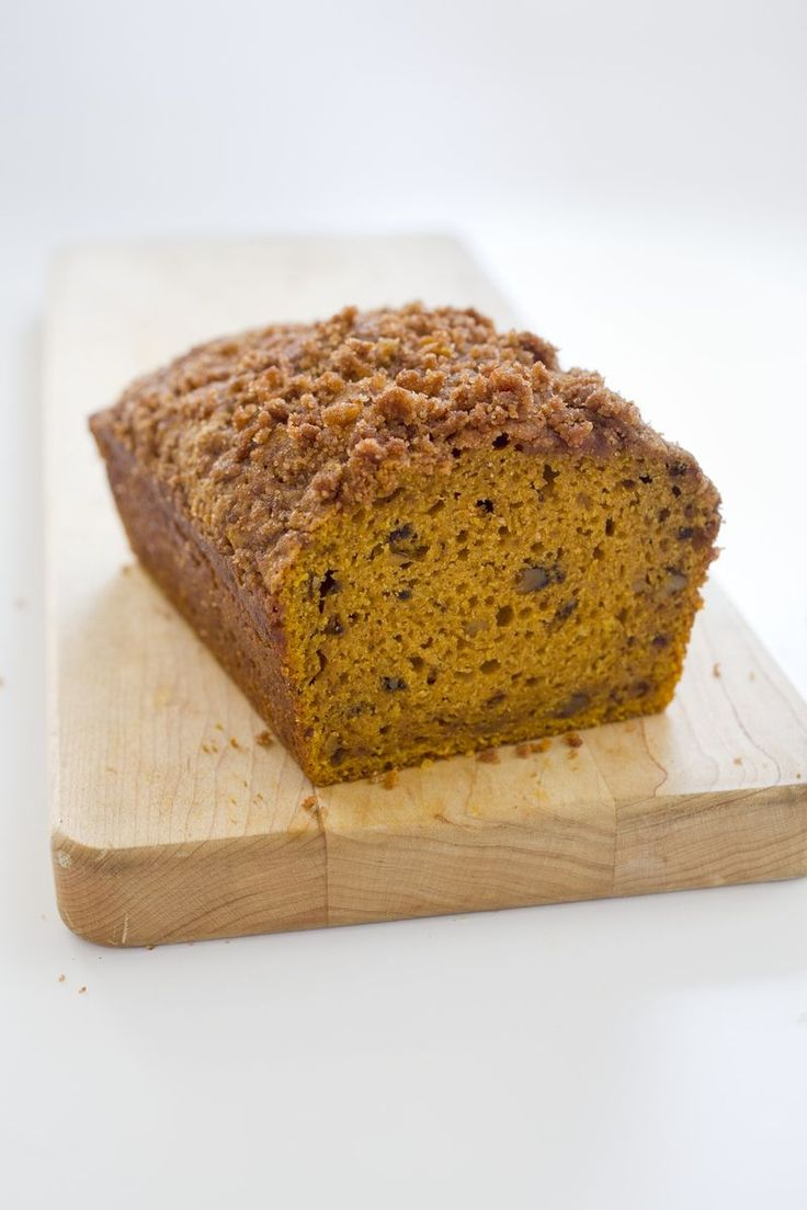 Pumpkin Nut Bread America S Test Kitchen