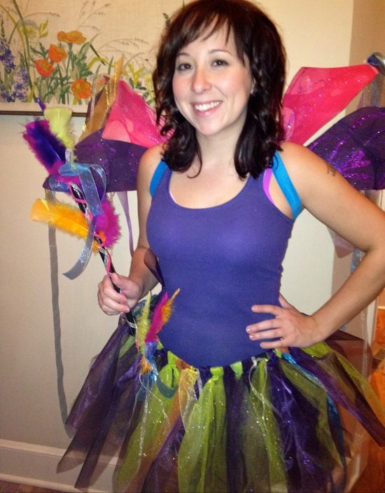 106 best costume patterns to sew images on pinterest carnival tooth fairy costume tutorial solutioingenieria Image collections