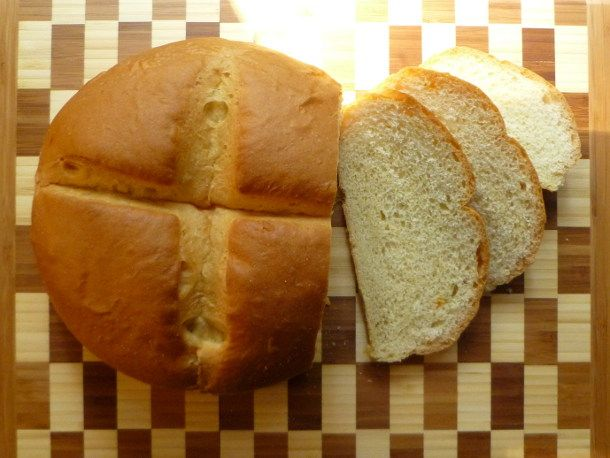 Milk and Honey Bread (with Saffron): Sweet Breads, Savory Breads, Bread Baking, Breads Recipes, Honey Breads, Milk, Breads Baking, French Loaf, Saffron Breads