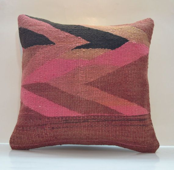 Hey, I found this really awesome Etsy listing at https://www.etsy.com/listing/179477489/pink-ethnic-pillow-cover-tribal-hand