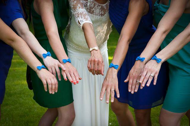 coordonner son bracelet avec ses meilleures amies <3
