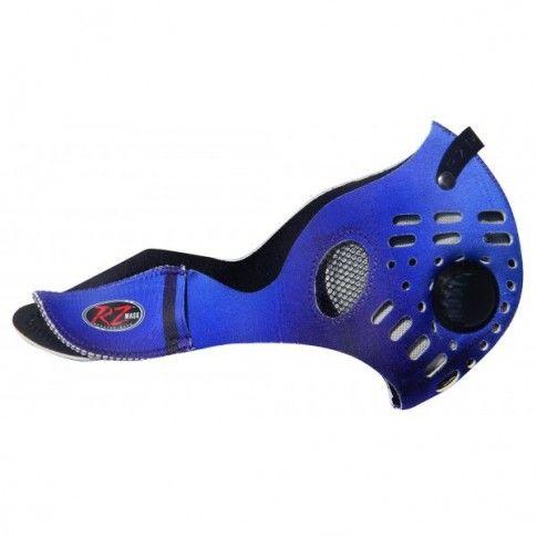 Maska przeciwpyłowa RZ Mask M1 Blue.   Wymienny filtr węglowy zastosowany w maskach serii M1 zapewnia najwyższą jakość filtrowania, usuwając ponad 99.9% pyłów (w tym PM2,5 i PM10), kurzu, pyłków roślinnych i innych szkodliwych substancji.  Produkt dostępny na www.OrtoModa.pl