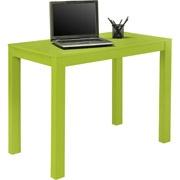 Hot colors for a parsons desk
