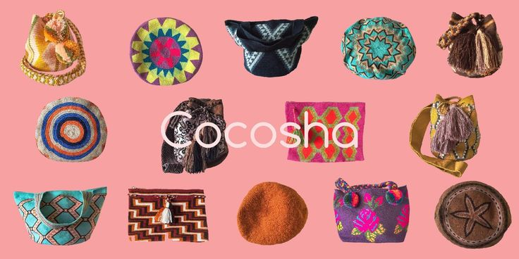 Cocosha - designed in Italy - handmade in Colombia