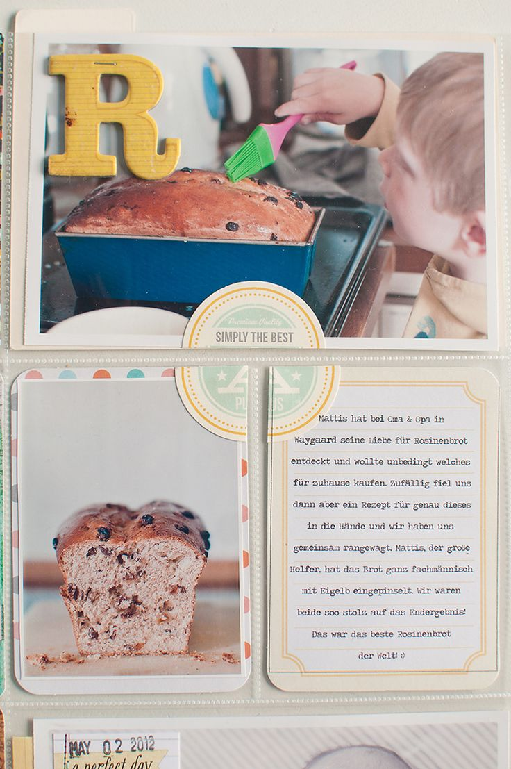 How to scrapbook with project life - I Love How She Used 3 Pockets To Tell One Story By Jasmin One Could Even Use This For Brochure Inspiration With A Turning Booklet On The Bottom