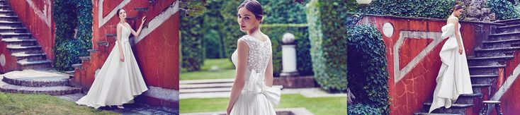Giuseppe Papini 2017 Wedding Dresses — Dreamy Gowns Made in Italy Wedding Inspirasi