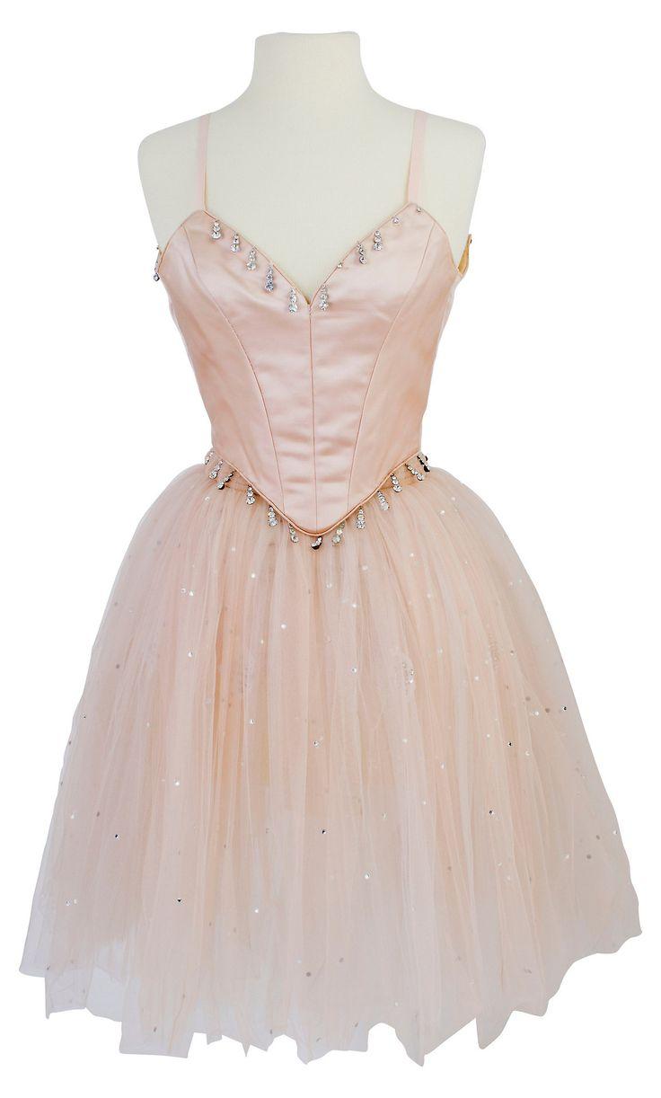 "aurorasdreamerie: ""Sugarplum costume from George Balanchine's The Nutcracker, designed by Barbara Karinska """