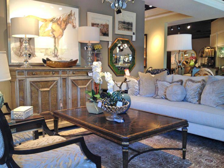 Furniture Design Vignettes Showroom Dallas