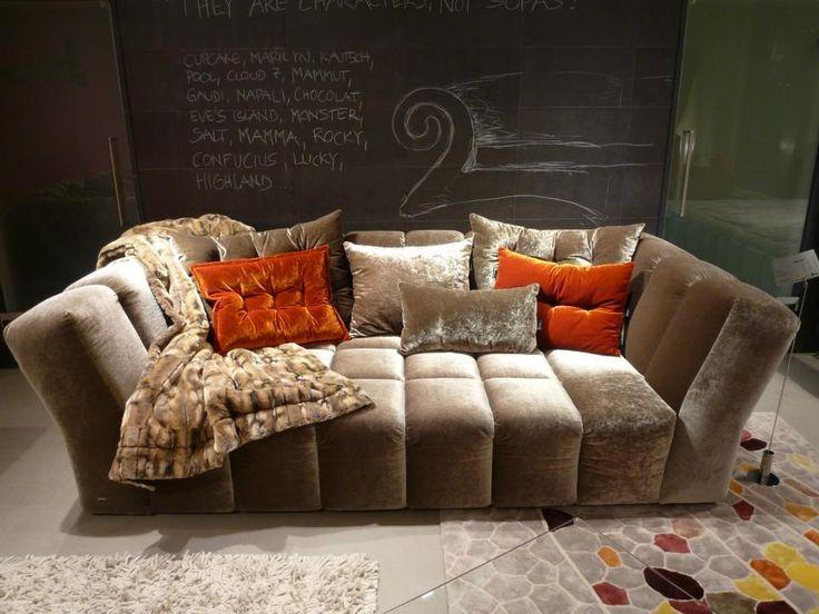 17 meilleures id es propos de bretz sofa sur pinterest for Canape 4 metre