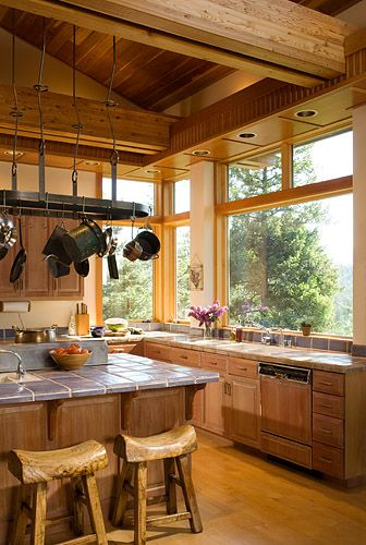 43 Best Images About Timber Home Kitchens On Pinterest