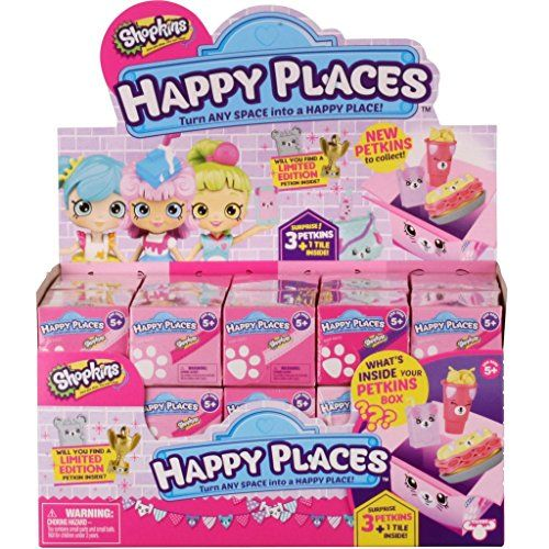 Happy Places Shopkins Season 3 Surprise Delivery (Case of...