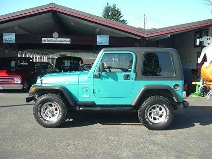 Jeep Wrangler 2 Door Blue Gray Google Search Jeeeep