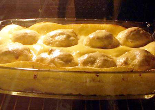 Sokkal finomabb, és kevésbé macerás elkészíteni, mint a hagyományos túrógombócot.