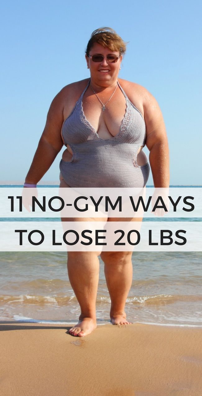 11 Ways To Lose Weight Without Hitting The Gym Workouts For Women