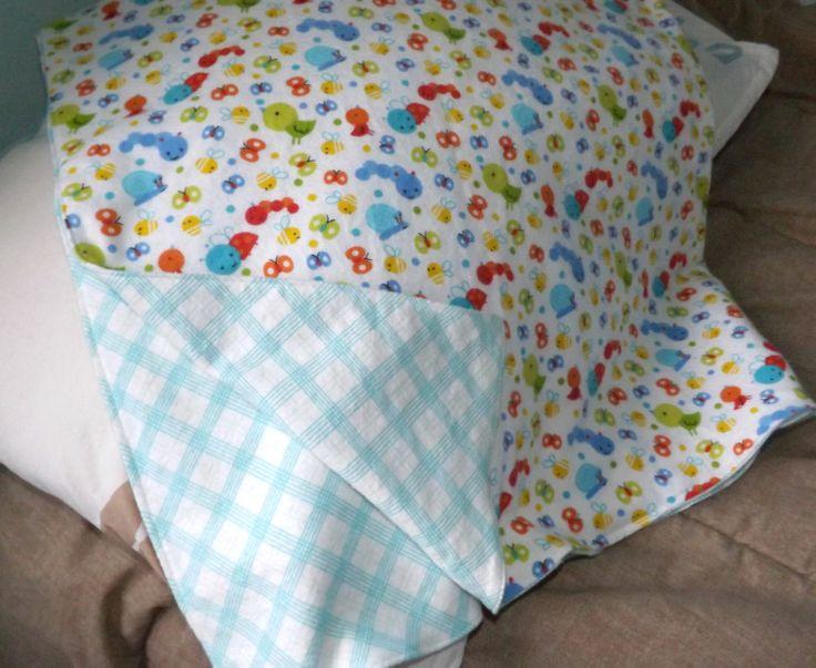 Super Easy Baby Blanket