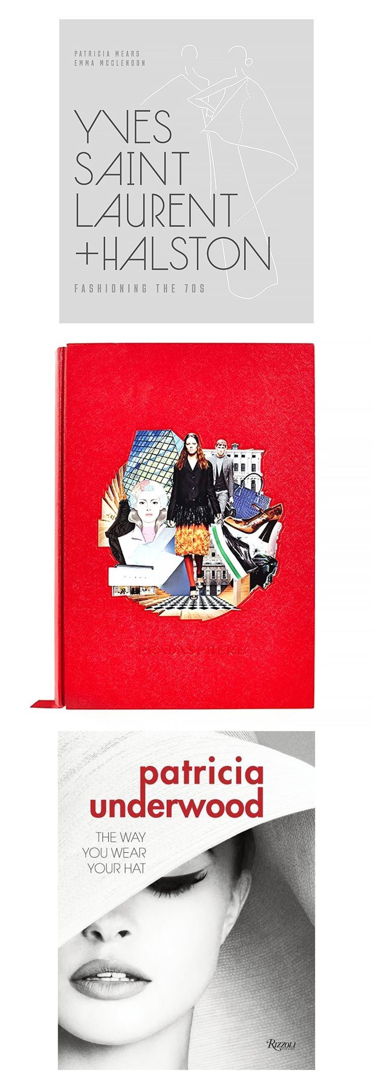 Stylish books for fashion girls.