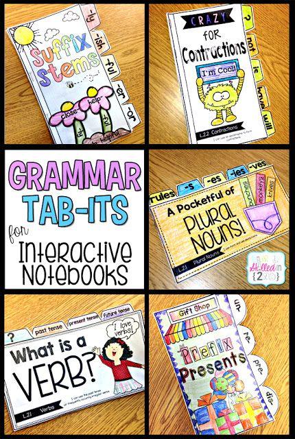Grammar FUN for Interactive Notebooks