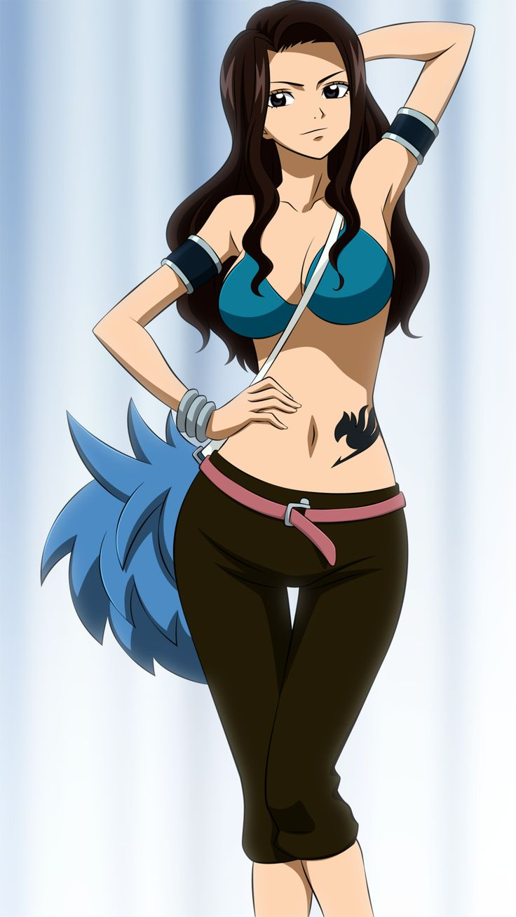 Cana Alberona of Fairy Tail
