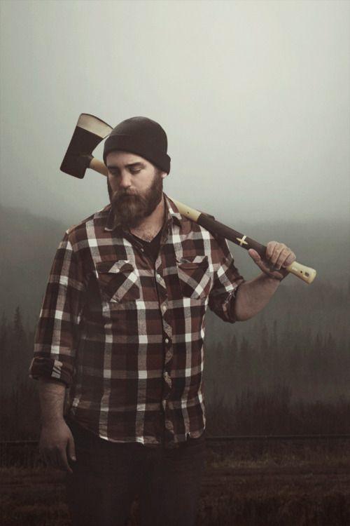 Lumberjack!!